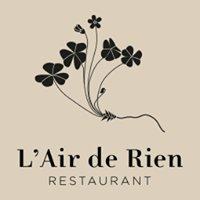 L'air de Rien - Restaurant
