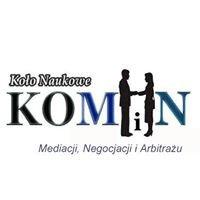 Koło Naukowe Mediacji i Negocjacji - KoMiN