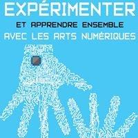 Expérimenter et apprendre ensemble avec les Arts numériques