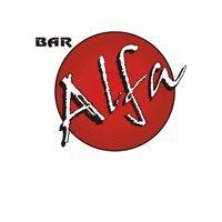 Bar Alfa Bar Concerto