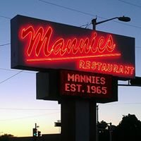 Mannies Family Restaurant
