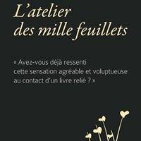 """atelier de reliure """"Les Mille Feuillets"""", Hélène Limousin"""