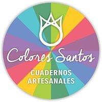 Colores Santos Cuadernos Artesanales
