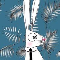 Le lapin d'argile