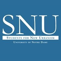 SNU - Notre Dame Students for New Urbanism