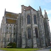 Basilique Saint-Mathurin de Larchant