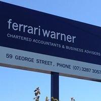FerrariWarner Chartered Accountants