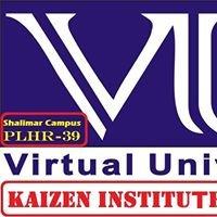 Virtual University Shalimar Link Road Kaizen Campus-KITS