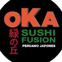 Sushi Oka  - Food Truck