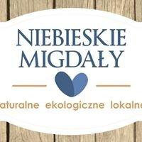 Niebieskie Migdały • naturalne • ekologiczne • lokalne