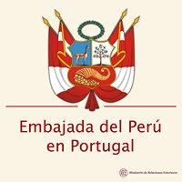 Embajada del Perú en Portugal  /         Embaixada do Perú em Portugal