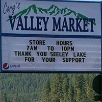 Cory's Valley Market