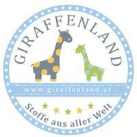 Giraffenland Stoffe aus aller Welt