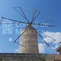 Unitat del patrimoni historicoindustrial.               Consell de Mallorca