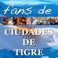 FANS de Ciudades de Tigre