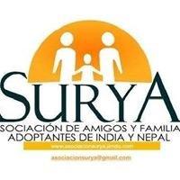 Surya asociacion de amigos y familias adoptantes de India y Nepal