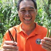 My Kebun Vanilla at Kinarut Sabah