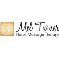 Mel Turner - Horse Massage Therapy