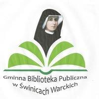 Gminna Biblioteka Publiczna im. Św. Faustyny Kowalskiej