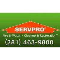 SERVPRO of Bear Creek / Houston TX