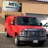 Jeff's Mobile Locksmith