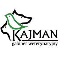 """Gabinet Weterynaryjny """"KAJMAN"""""""