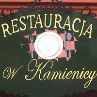 Restauracja w Kamienicy