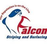 Falcon Striping and Surfacing