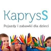 Sklep Internetowy Kapryss  - pojazdy i zabawki dla dzieci