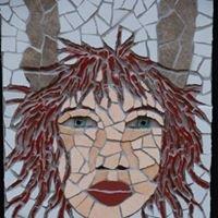 מוזאיקה, פסיפס, סטודיו למוזאיקה מיכל פלג-mosaic studio