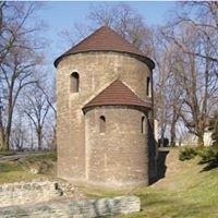 Wieża Piastowska i Rotunda św. Mikołaja w Cieszynie