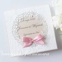 Handmade Invitations by Barbara