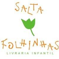 Salta Folhinhas, livraria infantil