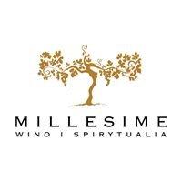 Millesime Wino i Spirytualia