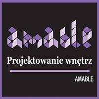 Amable - projektowanie wnętrz