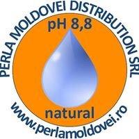 Perla Moldovei - Apă natural alcalină Ph 8,8