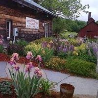 Strawbale Cafe & Gift Shop at Hanging Mountain Farm