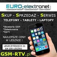 Euro-Elektronet Telefony Komórkowe & Laptopy - Serwis GSM Leszno