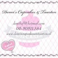 Demi's Cupcakes & Taarten