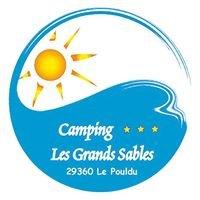 Camping Les Grands Sables Clohars-Carnoët Le Pouldu