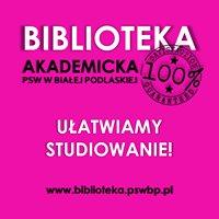 Biblioteka Akademicka PSW w Białej Podlaskiej