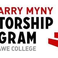 The Larry Myny Mentorship Program at Fanshawe College