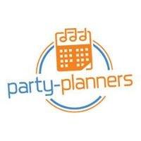 Party Planners Achterveld, spelshows, themafeesten, entertainment
