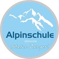 Alpinschule Bergguide - Stefan Zangerl