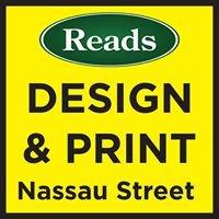 Reads Print Nassau St.