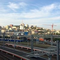 вокзал Владивосток (Vladivostok Train Station)
