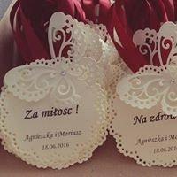 Dekoeuforia - ozdoby ślubne