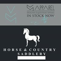 For Horse and Country saddlery