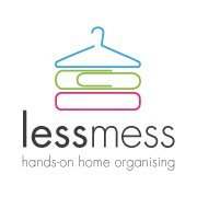 Less Mess - Hands-on Home Organising