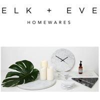 Elk and Eve Homewares